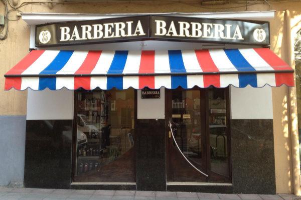 Las mejores barber as de madrid el blog - La barberia de vigo ...