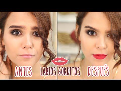 Transforma tus labios con maquillaje yuya mujer100 for Labios mate paso a paso