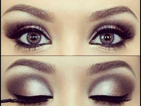 Maquillaje de Ojos Paso a Paso Ahumados Maquillaje de Ojos Paso a