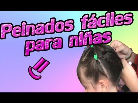 Peinados Faciles Para Ninas Mujer100 Com El Blog De La Mujer